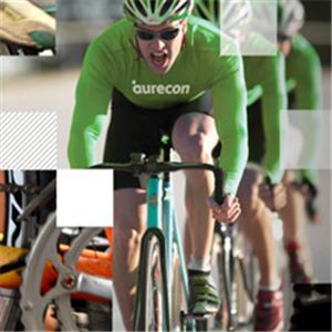 Aurecon Gold sponsor of the Financial Review Corporate Cycling Challenge