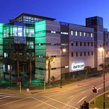 A picture of Aurecon's Cape Town office building