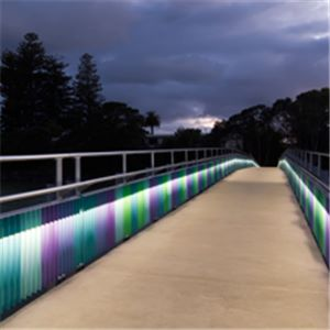 Kopua footbridge project