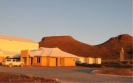 MeerKAT Karoo Array Processor Building in South Africa