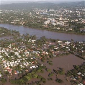 Post flood reconstruction - Queensland