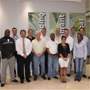 Roal Safety course attendees