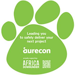 Africa down under 2014 decal