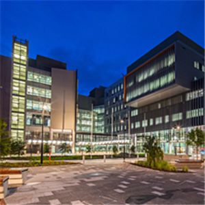 Gold Coast University Hospital in Queensland, Australia