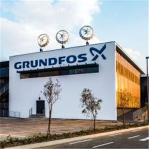 Grundfos offices and warehouse