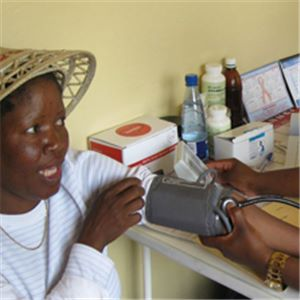 Changing the face of health care in Lesotho