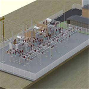 3d Sidwawa Substation