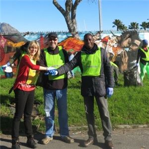Aurecon Mandela Day 2015 in Cape Town