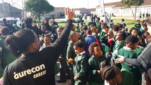 Aurecon Mandela Day 2015 in Port Elizabeth