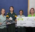 2016 Aurecon Bridge Building Competition - Gladstone All Rounder Winner
