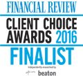 Financial Review Client Choice Awards 2016