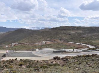 Mokhotlong-Sani-Pass-Road-project
