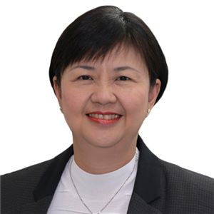 Serena Yap, Technical Director for Buildings Structures - Singapore