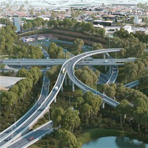 WestConnex New M5 project in Sydney