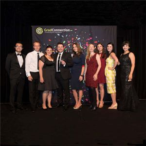 Aurecon wins Award for Most Popular Integrated Marketing Campaign at the Australian Graduate Recruitment Industry Awards