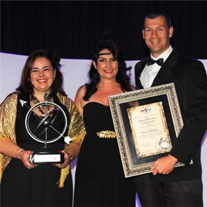Aurecon was the Winner in the Professional Services category for Industry Specific Risk Initiatives