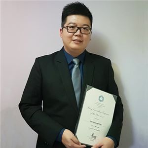 Kelvin Chen named as ACES Young Consulting Engineer of the Year