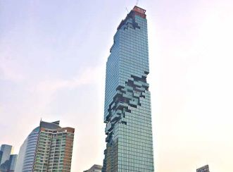 MahaNakhon Tower, Bangkok