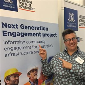Aurecon partners with University of Melbourne for largest national consultation on engagement to date - #NextGenerationEngagement Project