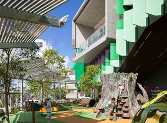 Aurecon's primary role for Lady Cilento Children