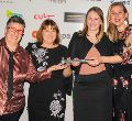 Aurecon celebrates a win at the 2018 National Association of Women in Construction (NAWIC) NSW Awards for Excellence, in the Team Innovation category, for its work on Sydney's Wynyard Station Upgrade.