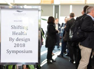 This year's Shifting Health by Design symposium continued to explore the possibility of a better health system. Aurecon facilitated the symposium.