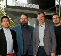 Aurecon Chief Digital Officer Dr Andrew Maher and Studio Magnified Directors