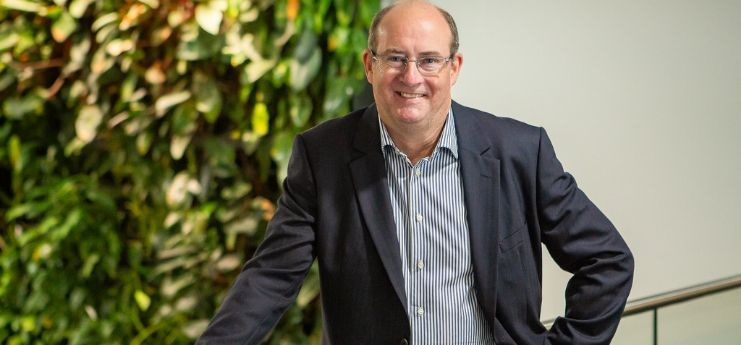 Aurecon's new CEO - William Cox