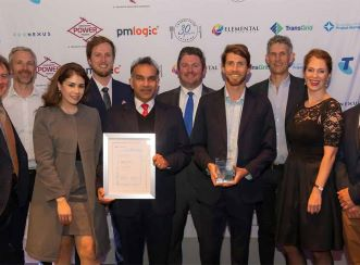 AIPM recognised the Aurecon WSP Joint Venture for the Newcastle Light Rail project