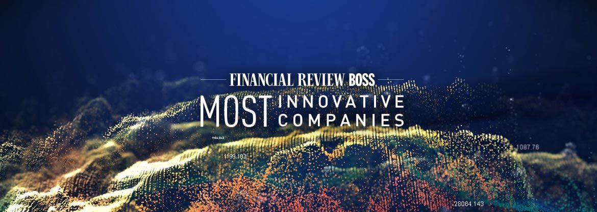 Aurecon ranked #4 in Australian Financial Review Most Innovative Companies 2019 list