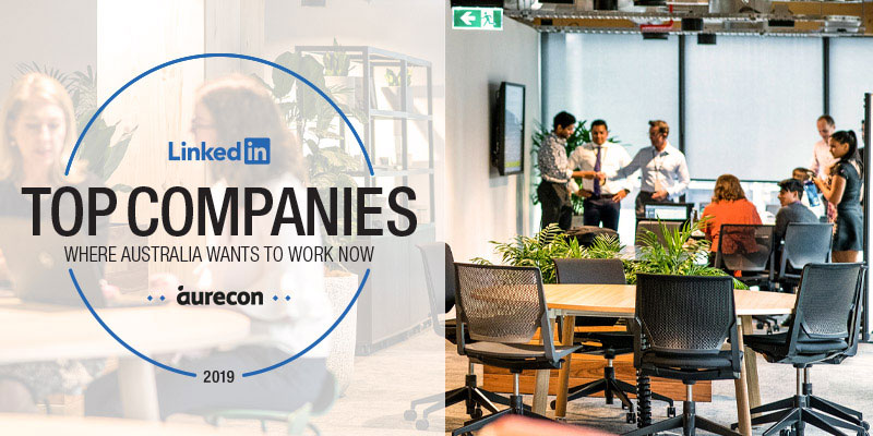 Aurecon has been named one of the most sought-after companies in Australia for the second year in a row.