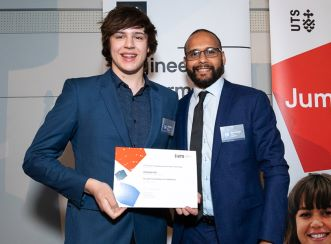 Joshua was selected for his engineering passions and cultural fit with Aurecon and pursue transport engineering for his higher education studies.