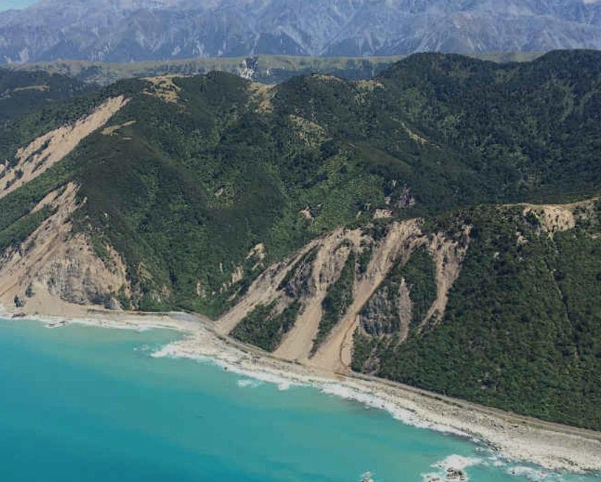 Kaikoura Earthquake Recovery in New Zealand