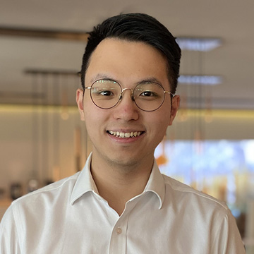 Yifan Qin, Aurecon Graduate, Civil Engineer