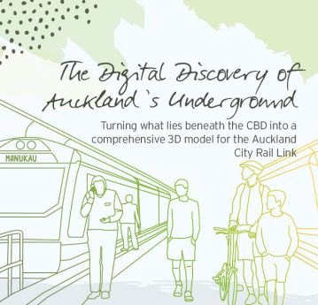 City Rail Link – The digital discovery of Auckland