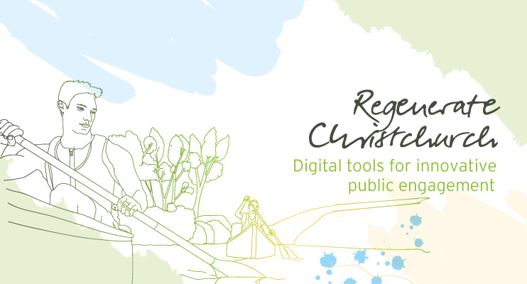 Christchurch digital tools for innovative public engagement