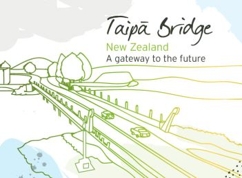 Taipa Bridge. New Zealand