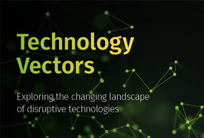 Technology Vectors – Exploring the changing landscape of disruptive technologies - Aurecon