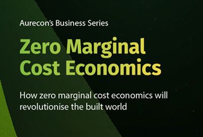 How zero marginal cost economics will revolutionise the built world