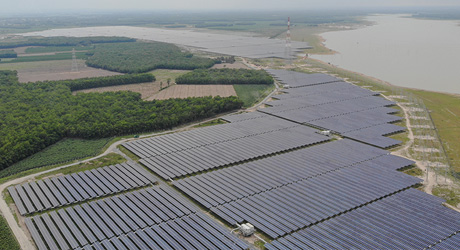Dau Tieng 1 and 2 PV Solar Power Plant Project, Vietnam