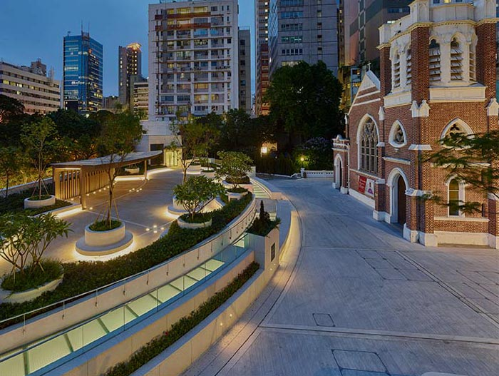 St Andrews Church, Hong Kong