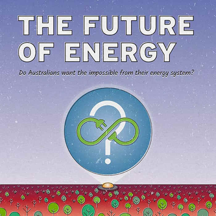 Aurecon asks Australian business executives what the future of energy looks like.