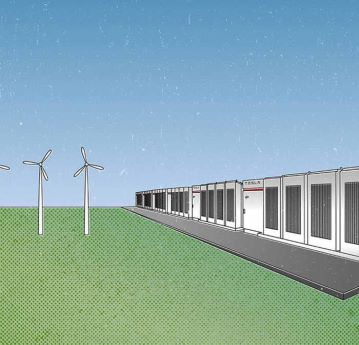 Battery energy storage's role in a sustainable energy future