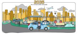 2035: how we move people and goods