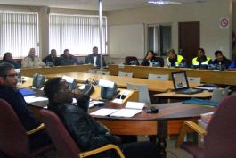 Eden District Municipality Disaster Management Centre