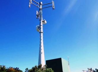 Aurecon ensured risk mitigation for Spark NZ by undertaking detailed structural design and planning reviews of each LTE 4G site