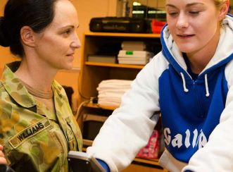The JHC Garrison Facilities Upgrade will provide contemporary healthcare facilities for approximately 26 000 ADF personnel around Australia.  Image courtesy of Department of Defence, Australia