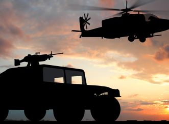 Helicopter and vehicle - Base Engineering Assessments