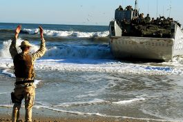 A photo of Joint Project 2048 Amphibious Warfare Competencies Project