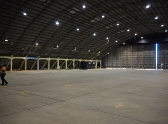 Woomera Hangar Maintenance Project